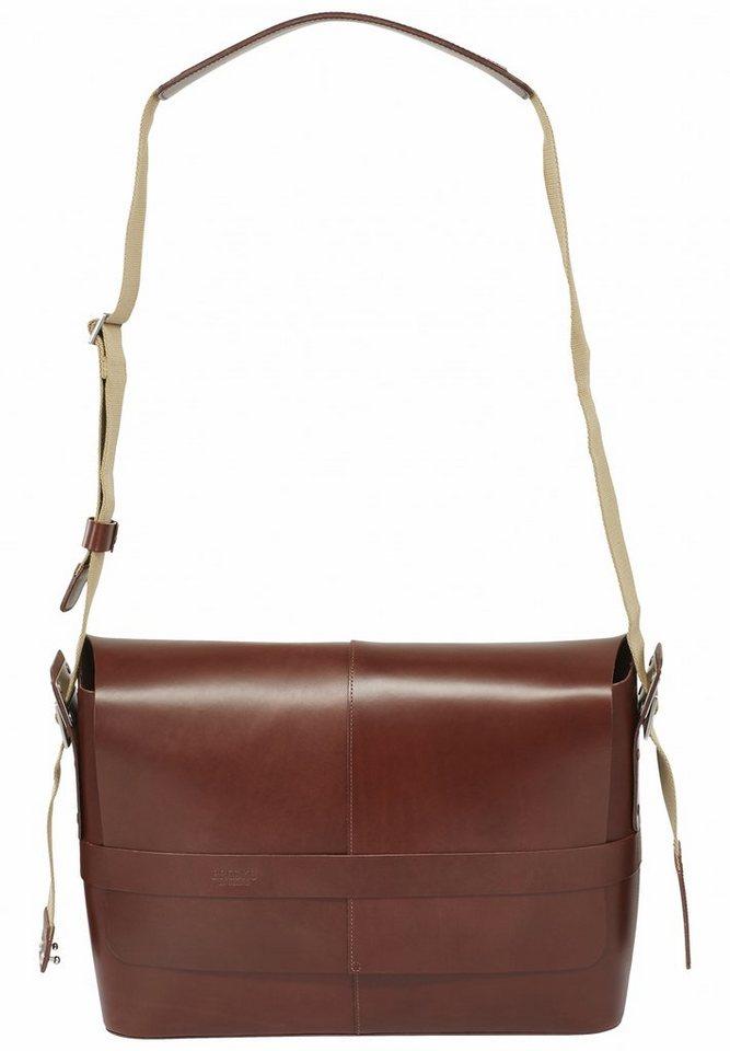 Brooks Fahrradtasche »Barbican Shoulder Bag Leather«