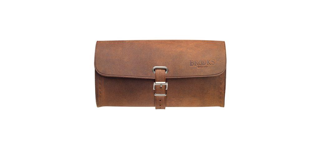 Brooks Gepäckträgertasche »Challenge Saddle Bag Large«