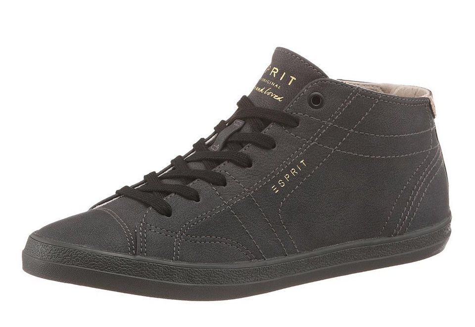 Esprit Sneaker in anthrazit