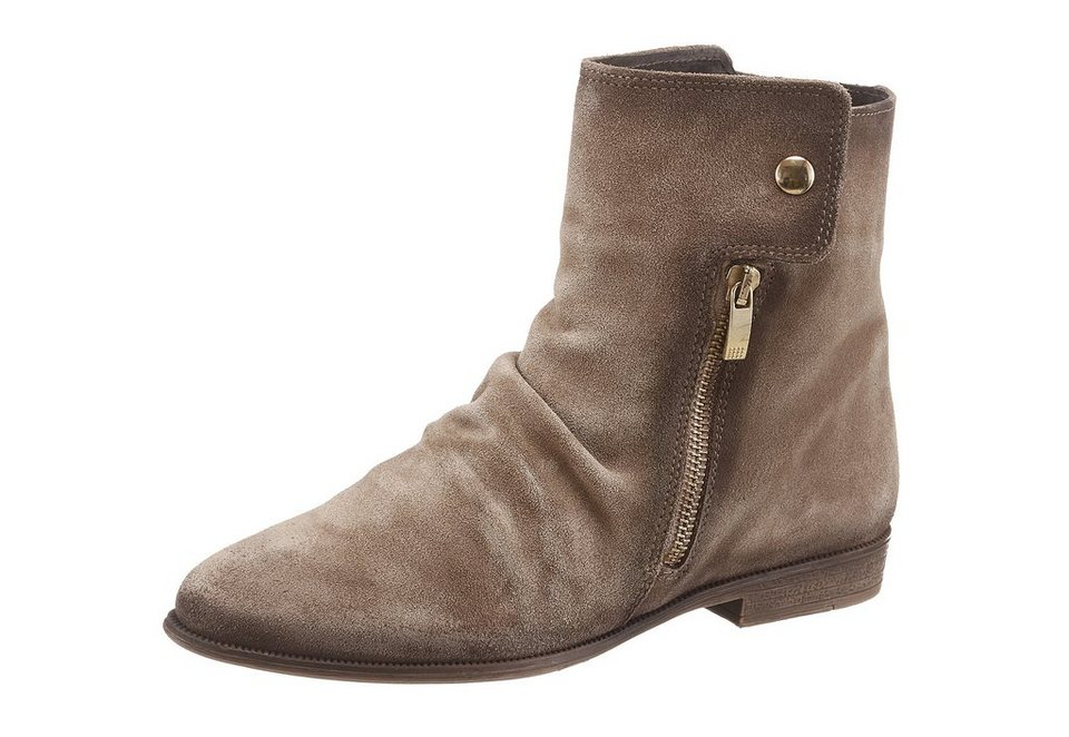 Corkies Stiefelette in taupe