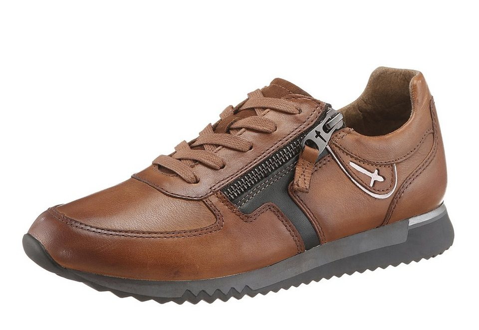 Tamaris Sneaker in braun