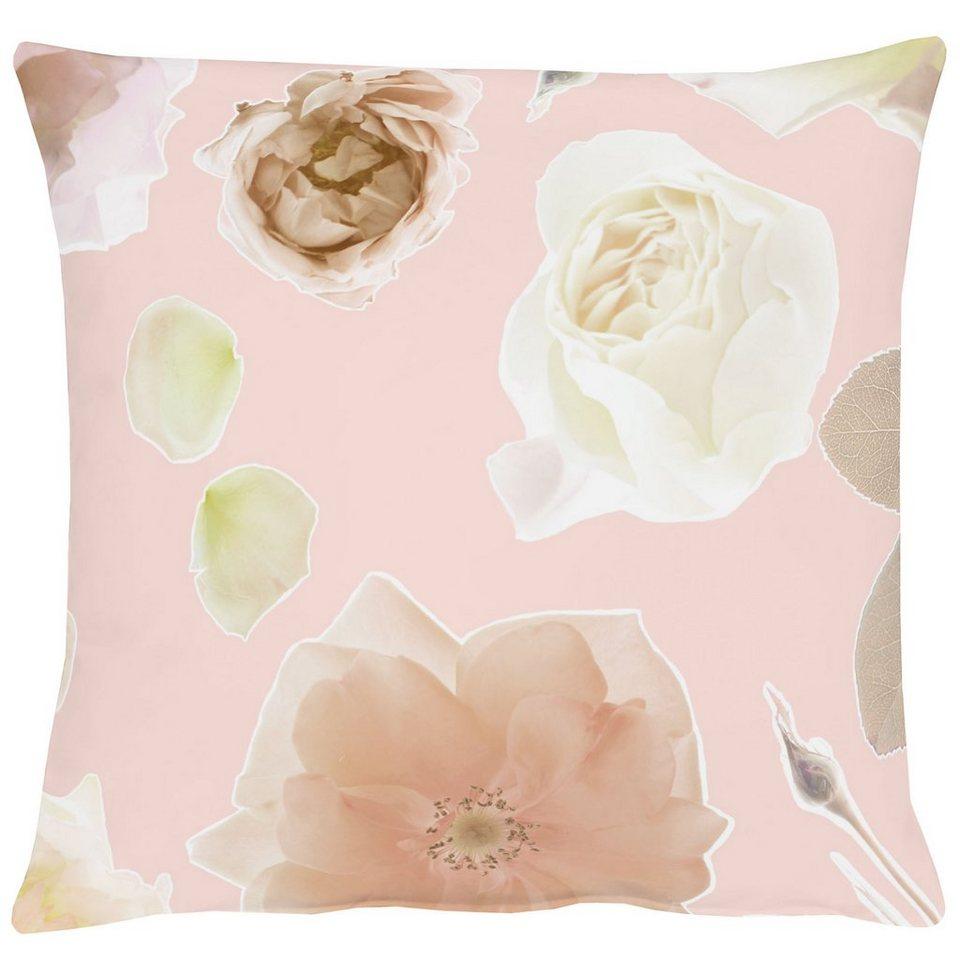 Apelt Kissenhülle, »6102 SUMMER GARDEN« in rosa