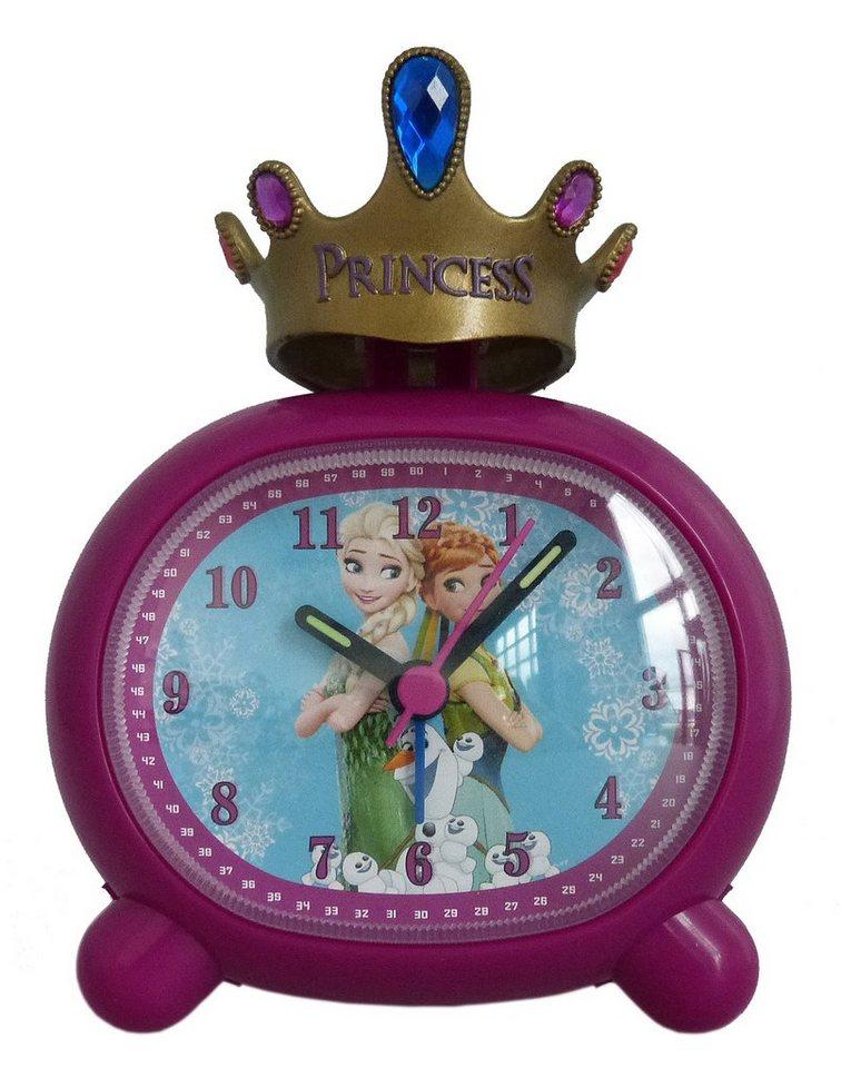 Frozen Wecker, »Princess, 7021« in rosa