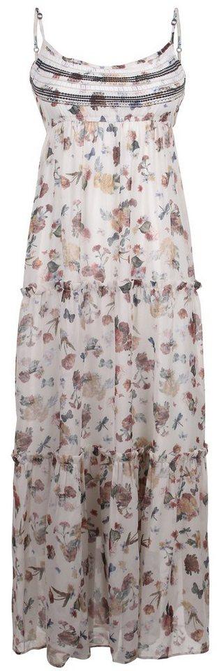 DREIMASTER Kleid in colourful fleur