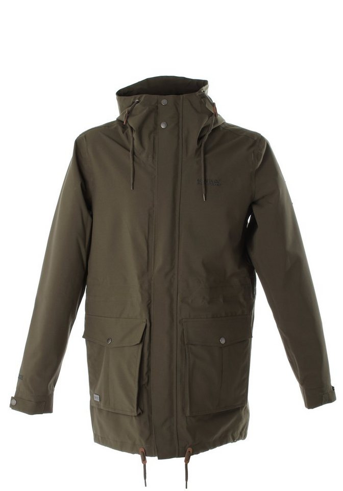 Regatta Parka »Landman« in grape leaf