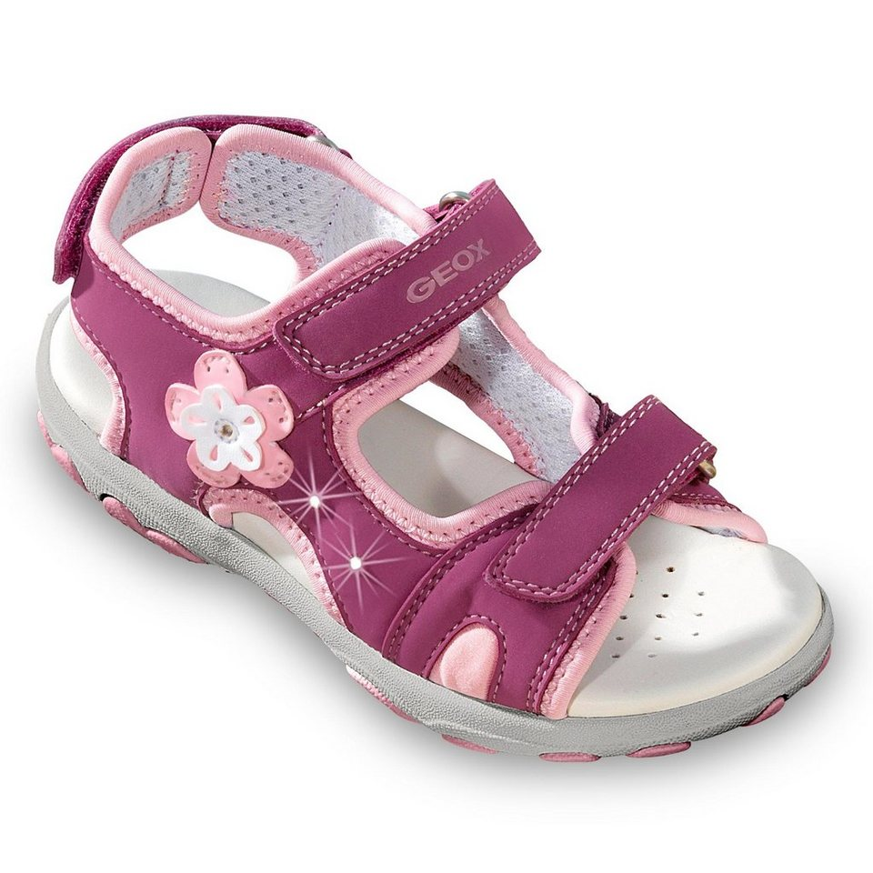 Geox Cuore Sandale in pink/rosa