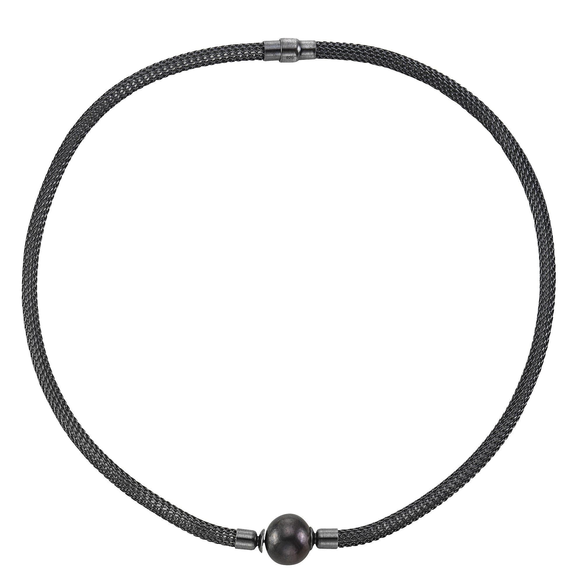 CELESTA Collier »925/- Sterling Silber Perle«
