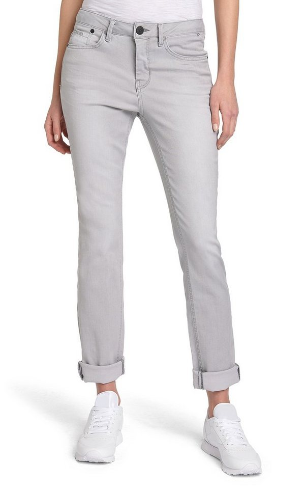 H.I.S Jeans »Marylin« in silver grey