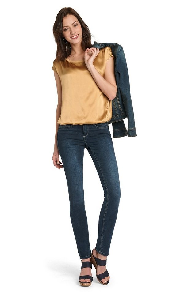 H.I.S Jeans »Amber« in relax wash