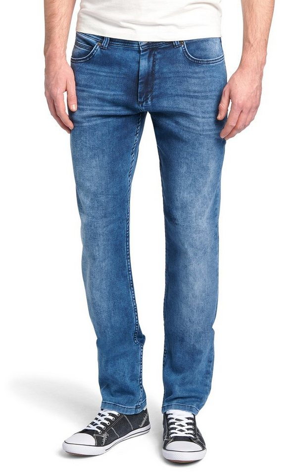 H.I.S Jeans »Cliff, schmales Bein« in random blue