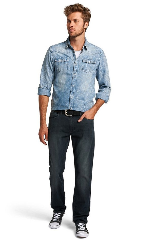 H.I.S Jeans »Stanton, regular fit« in humble blue
