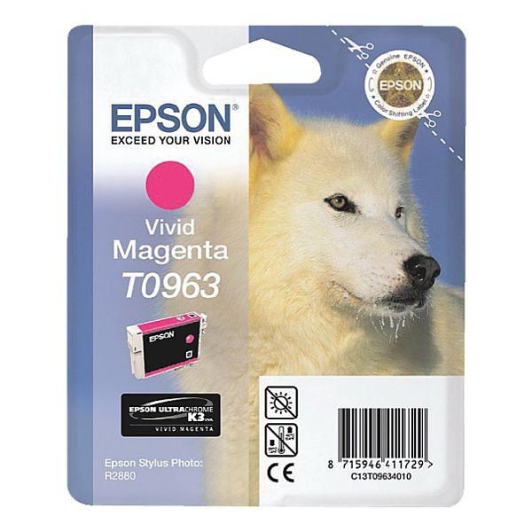 Epson Tintenpatrone »T0963«