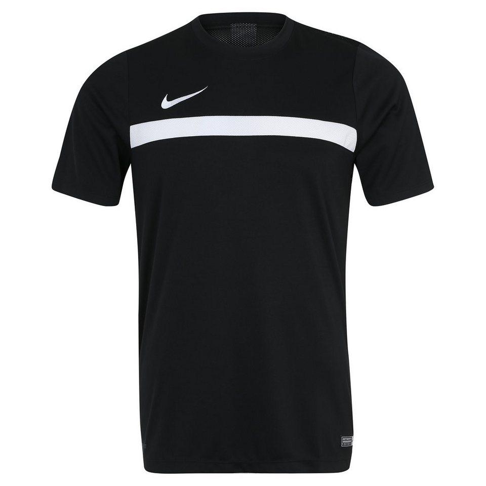 NIKE Academy 16 Trainingsshirt Herren in schwarz / weiß