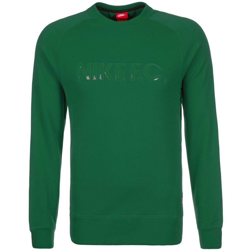Nike Sportswear F.C. City Crew Sweatshirt Herren in dunkelgrün