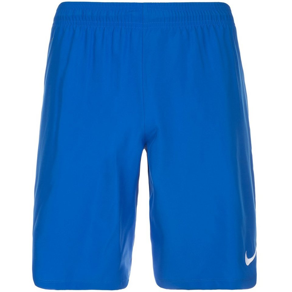 NIKE Laser III Short Herren in blau / weiß