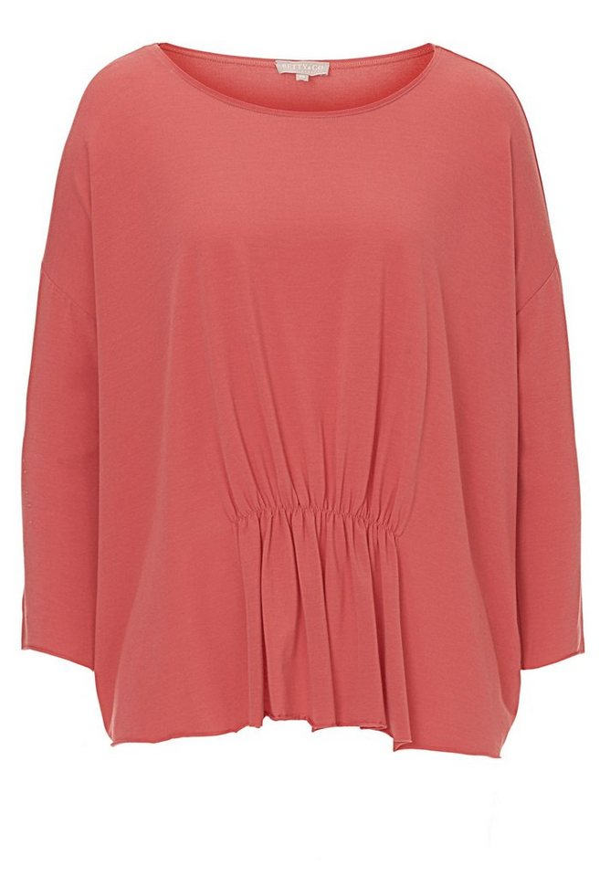 Betty&Co Damenshirt in Raspberry Red - Rot