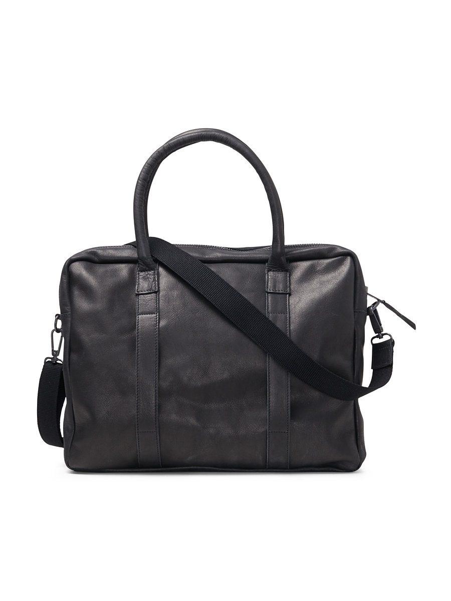 Jack & Jones Leder- Tasche
