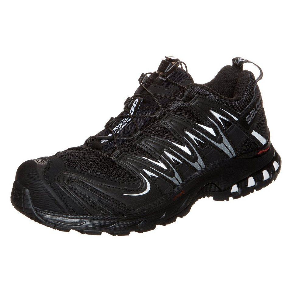 Salomon XA PRO 3D Trail Laufschuh Damen in schwarz / weiß
