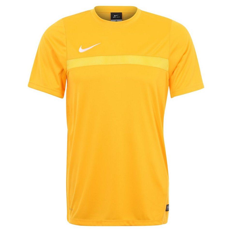 NIKE Academy 16 Trainingsshirt Herren in gold / gelb