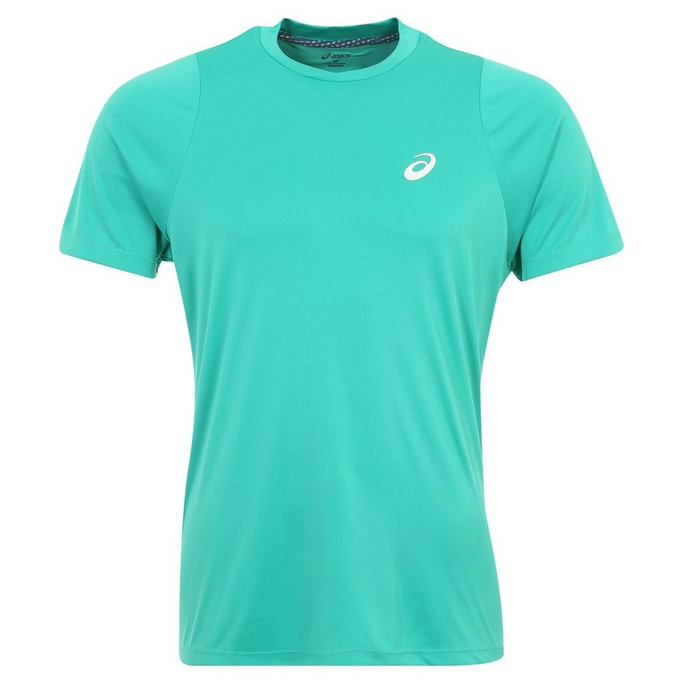 ASICS Club Tennisshirt Herren in grün