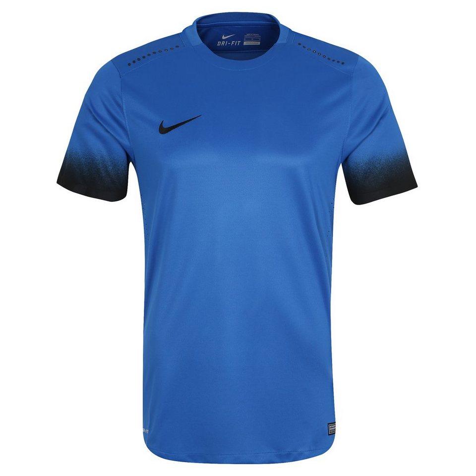 NIKE Laser Print III Fußballtrikot Herren in blau / schwarz
