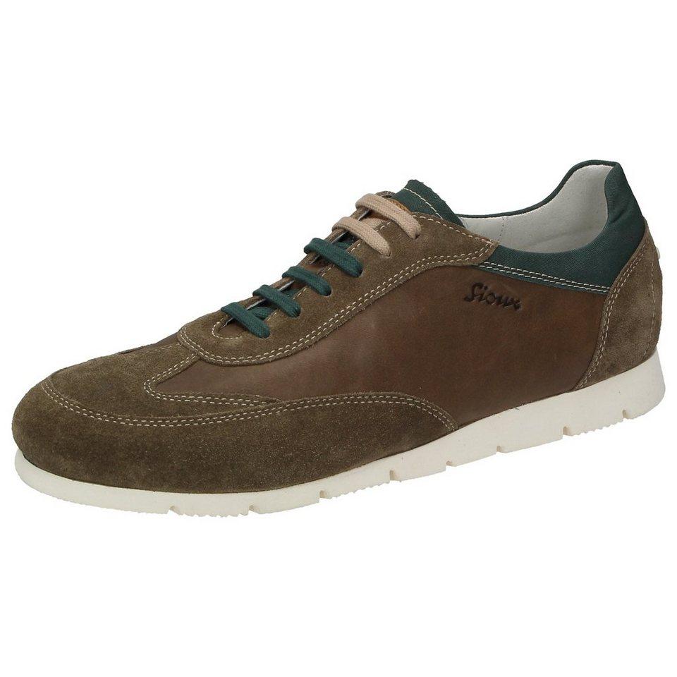 Sioux Sneaker »Deno-161« in grau