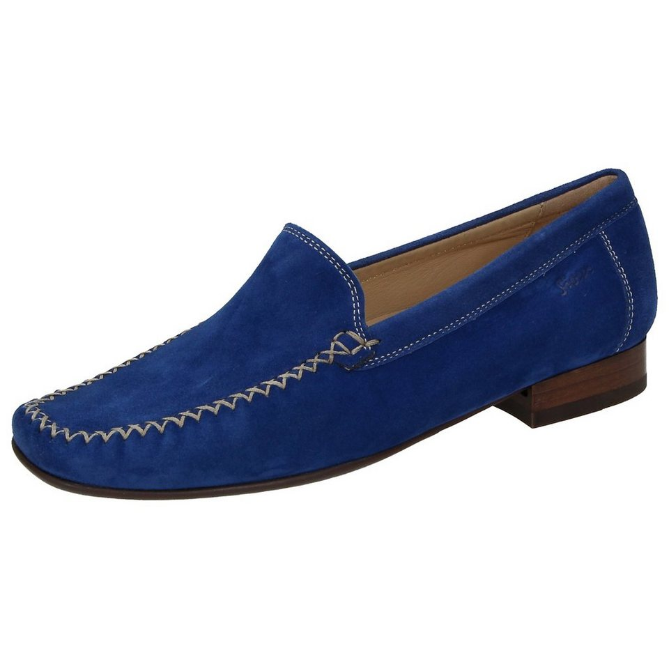 Sioux Slipper »Campina« in blau