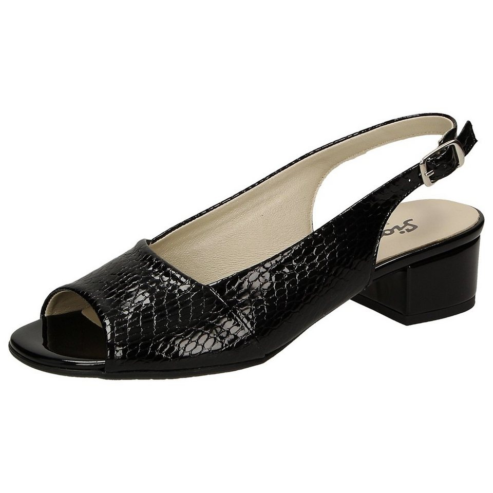 Sioux Sandale »Zippora« in schwarz