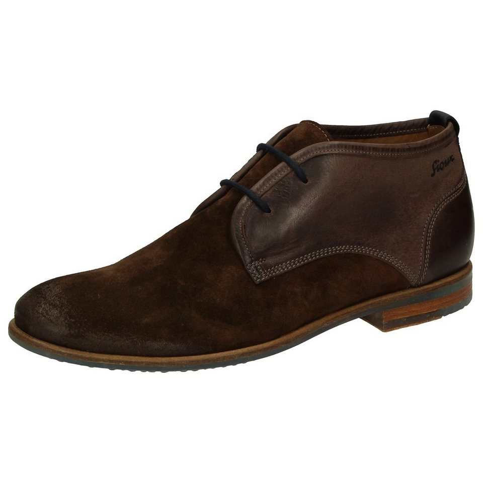 Sioux Stiefelette »Scurio« in braun