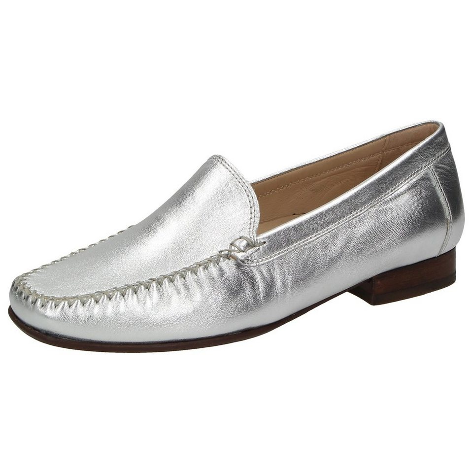Sioux Slipper »Campina« in silber