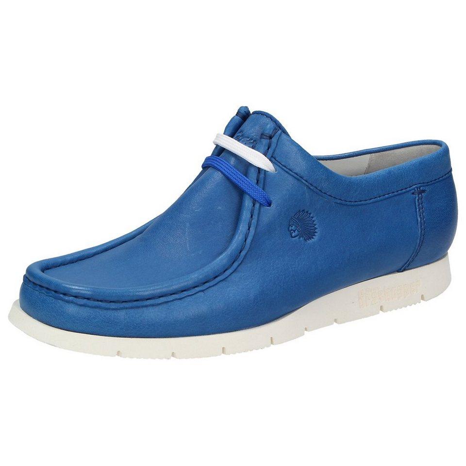 Grashopper Mokassin »Grashopper-D-NG-GL« in blau