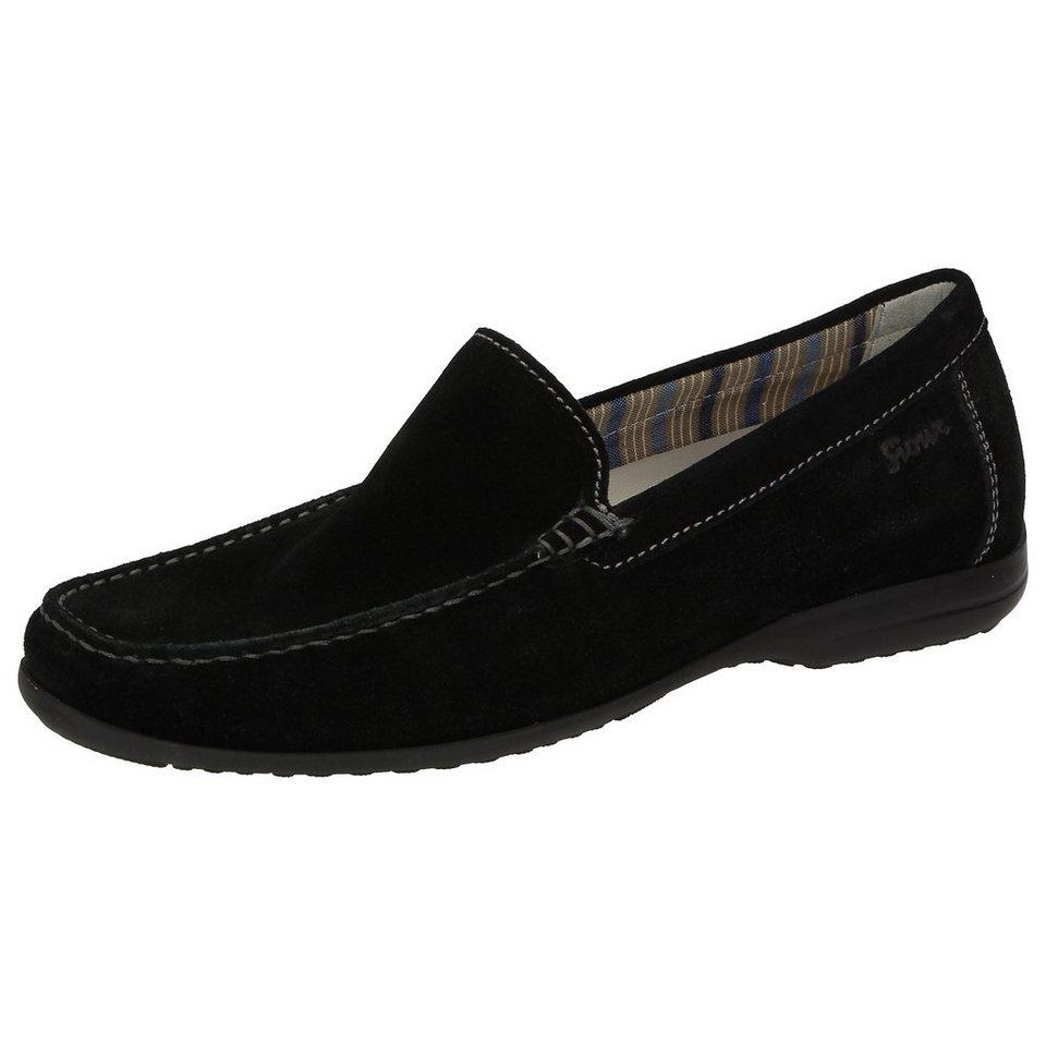 Sioux Slipper »Gianni-FS« in schwarz