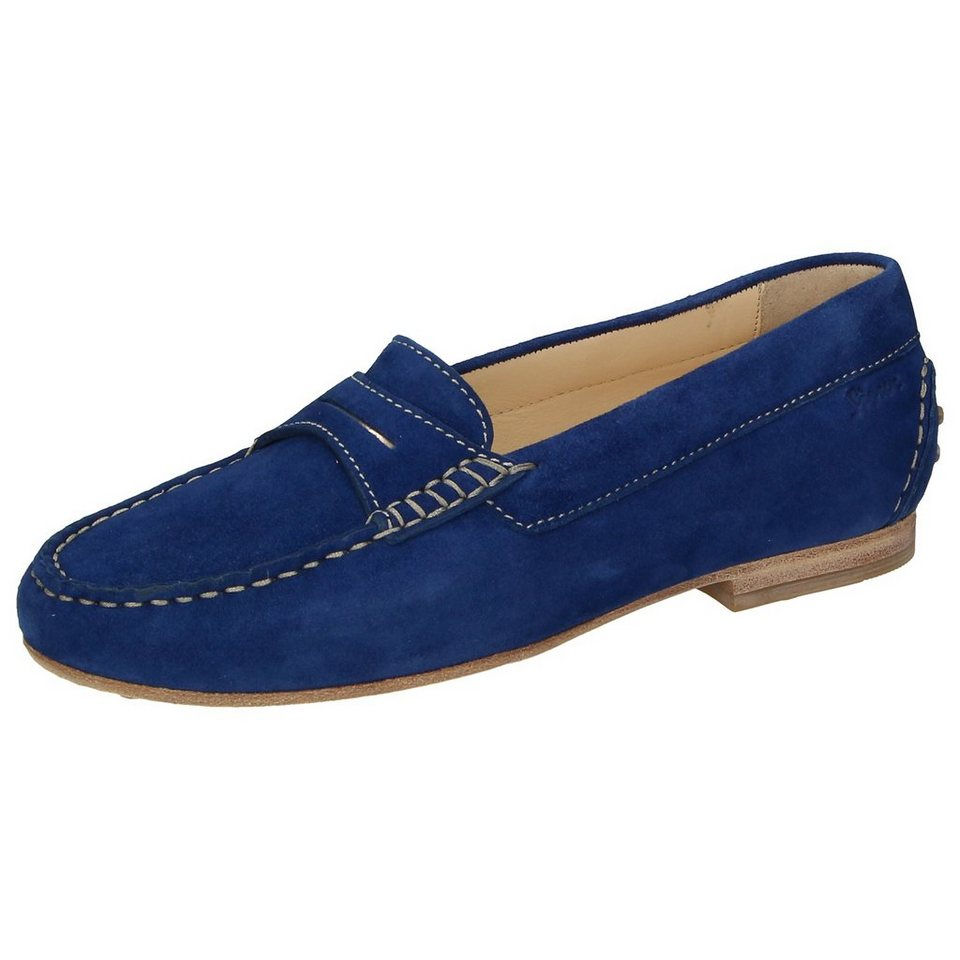 Sioux Slipper »Loana-151-XL« in blau