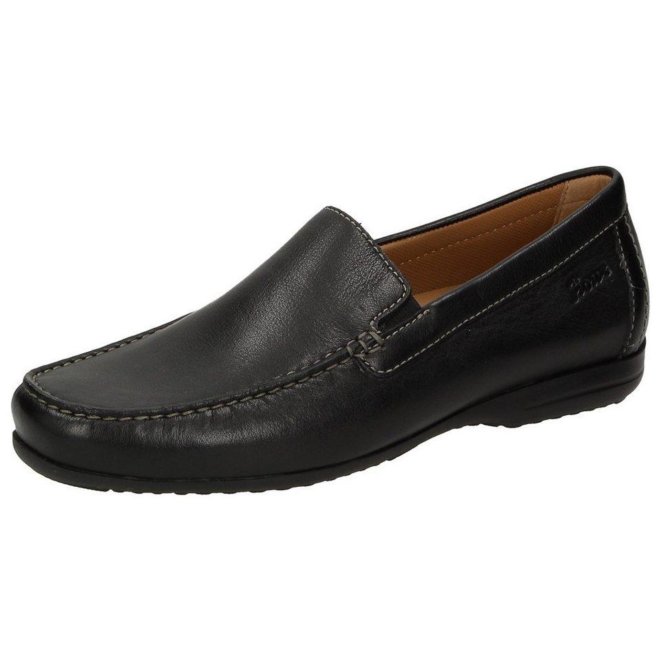 Sioux Slipper »Gion-XL« in schwarz