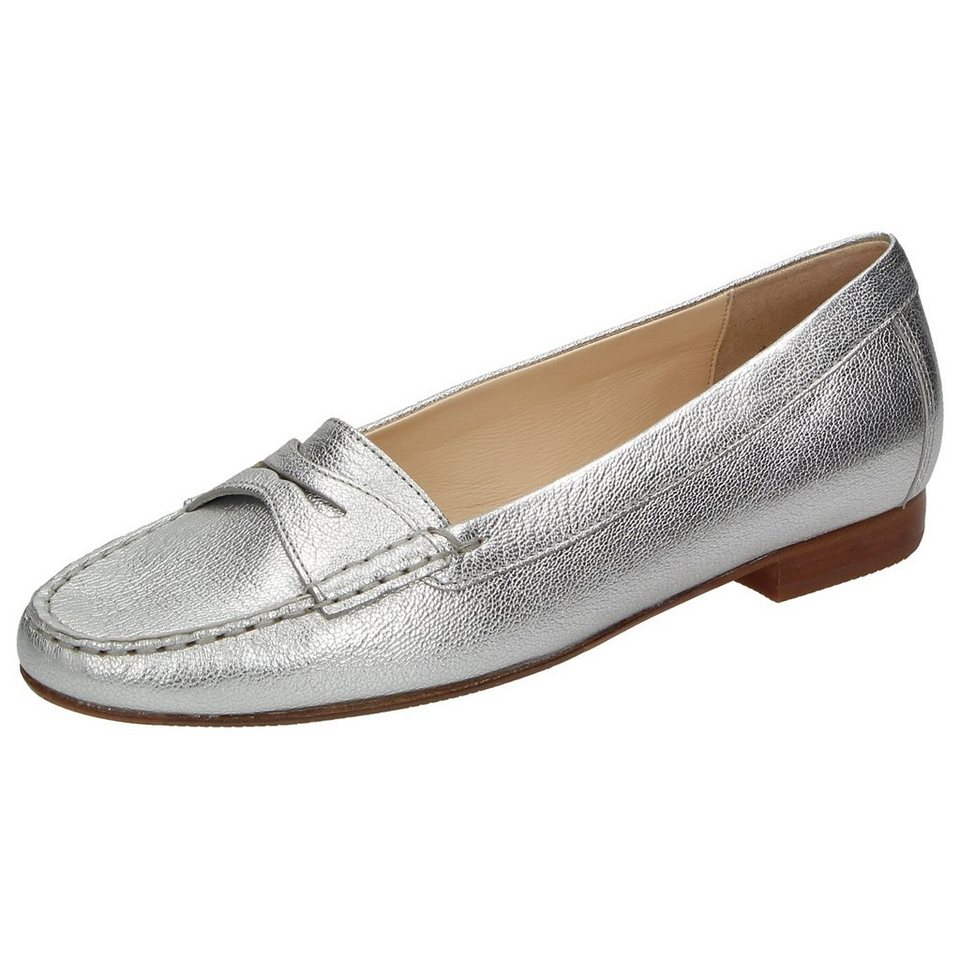 Sioux Slipper »Selbia-101« in silber