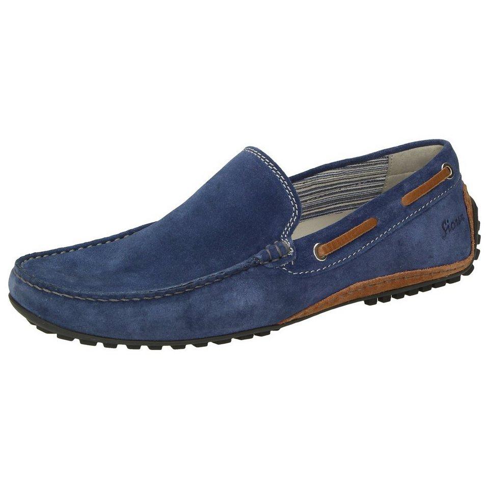 Sioux Slipper »Cabir« in blau