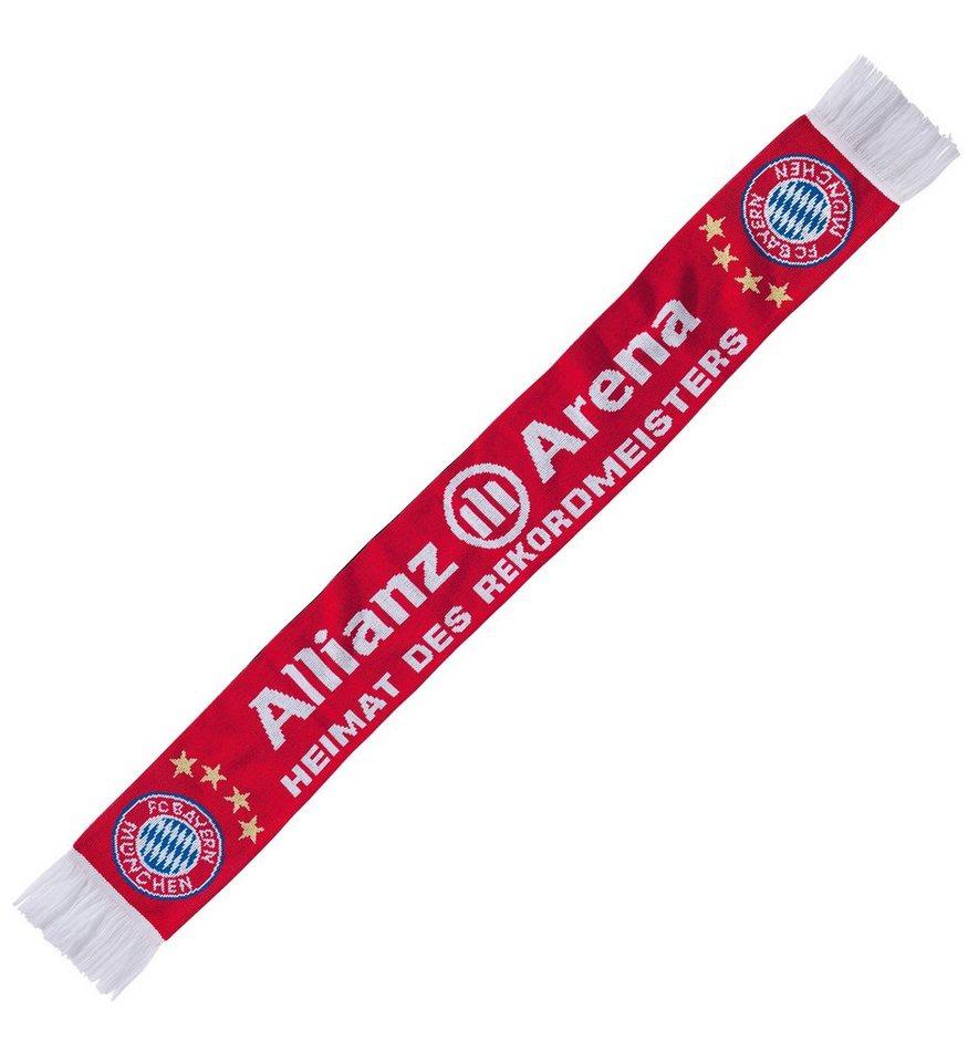 FC Bayern München Fan Schal, »Schriftzug Allianz Arena«