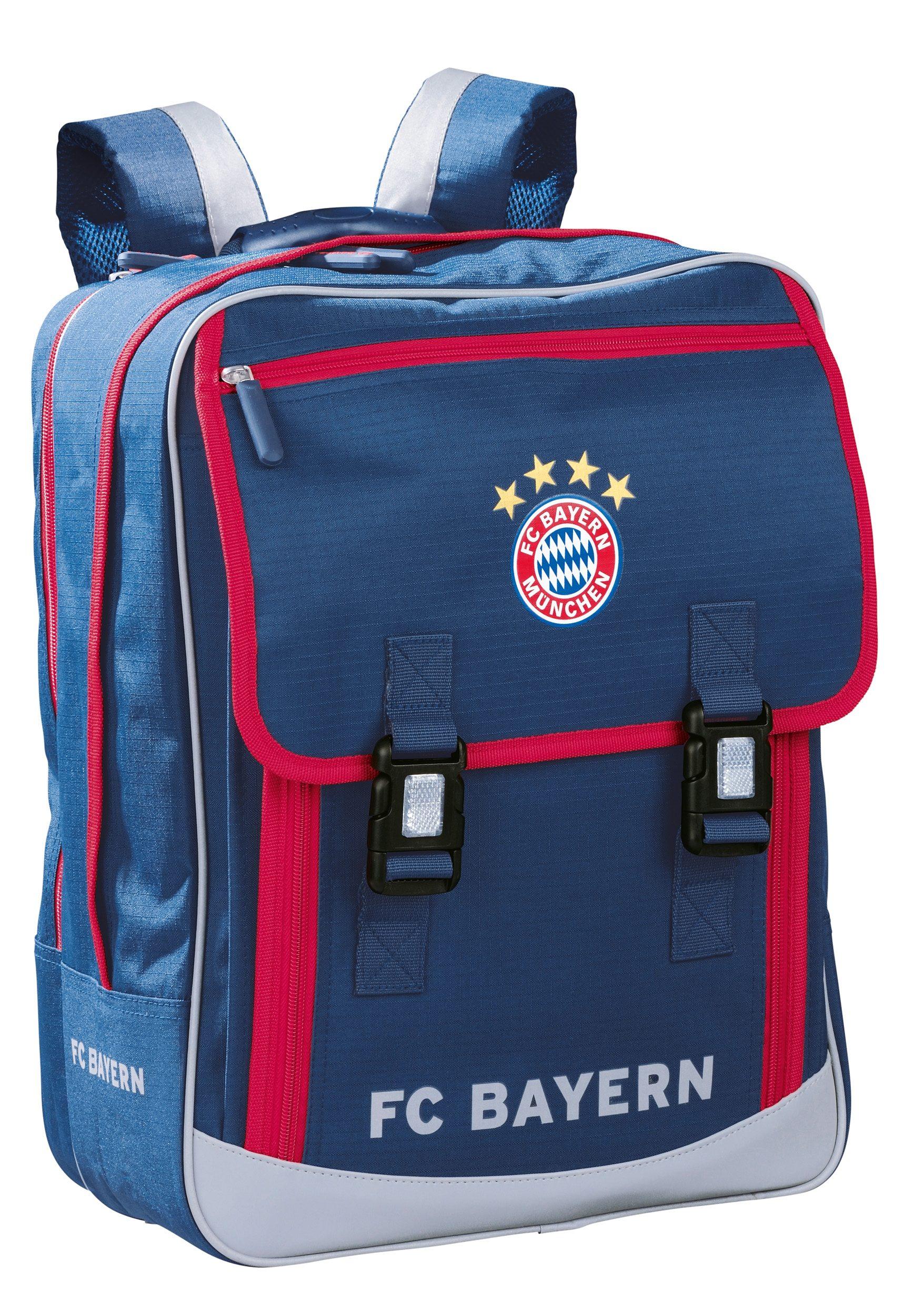 FC Bayern München Schulrucksack, »Classic«