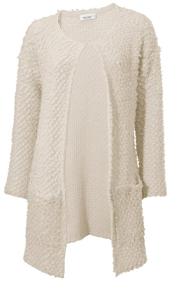 Cardigan in offwhite