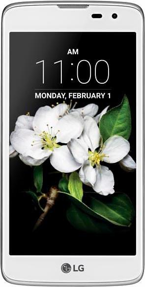 LG K7 Smartphone, 12,7 cm (5 Zoll) Display, Android 5.1 Lollipop, 5,0 Megapixel - Preisvergleich
