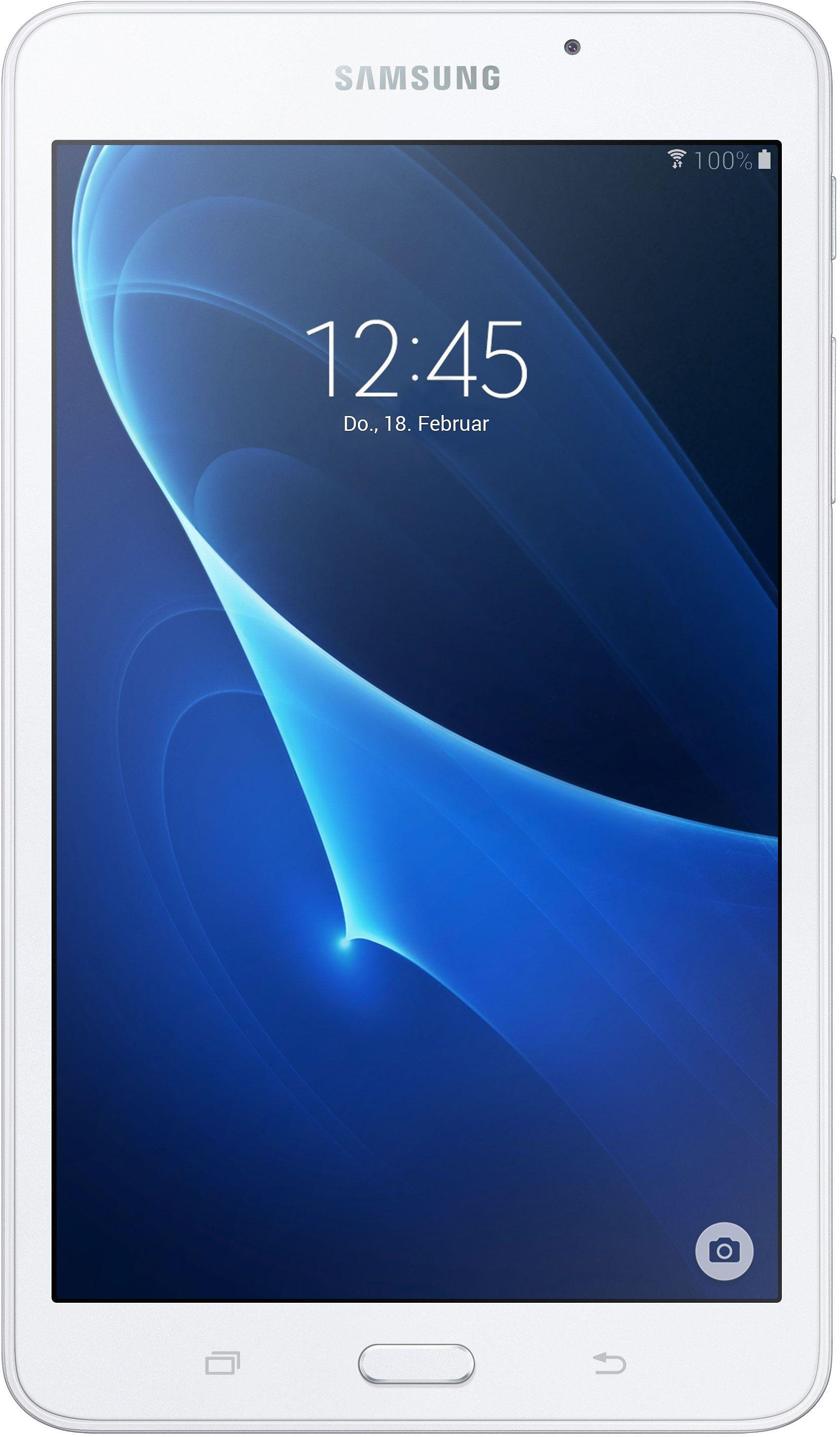 Galaxy Tab A Wi Fi SM T280 Tablet 7