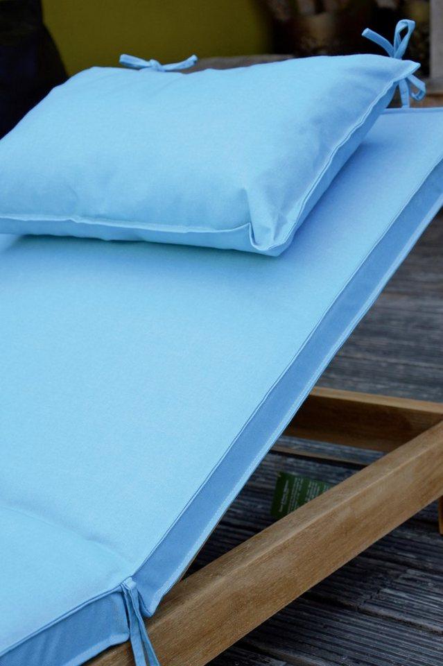 jankurtz auflage f r gartenliege korfu inklusive. Black Bedroom Furniture Sets. Home Design Ideas