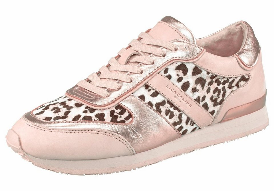 Liebeskind Sneaker in rosé