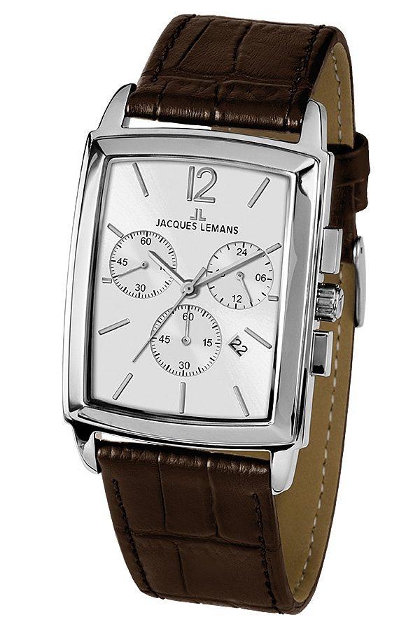 Jacques Lemans Classic Chronograph »Bienne, 1-1906B«