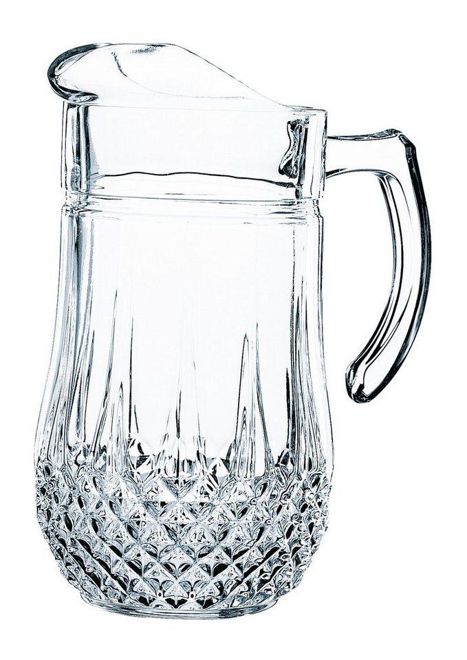 Luminarc Krug, »Longchamp« in transparent