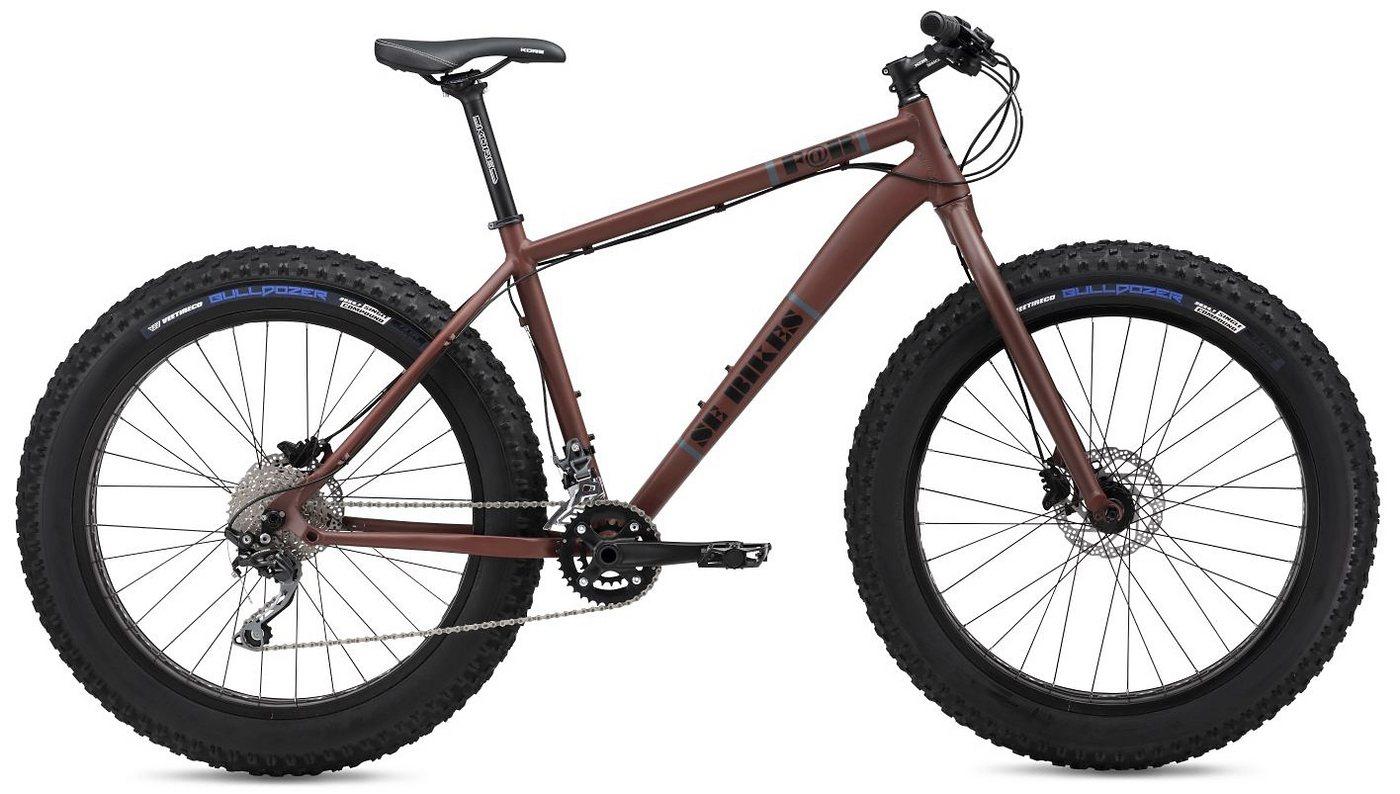 SE Bikes Herren Fatbike, 26 Zoll, 20 Gang Shimano Kettenschaltung, »F@R« Sale Angebote Lindenau