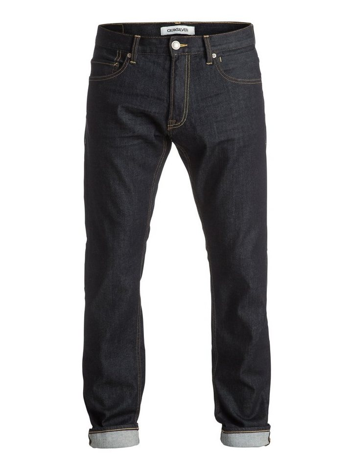 Quiksilver jean »Revolver Rinse 32« in rinse