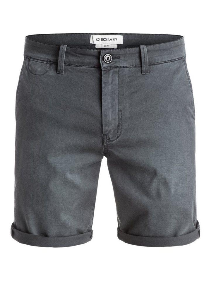 Quiksilver Short »Krandy Chino Slim« in tarmac