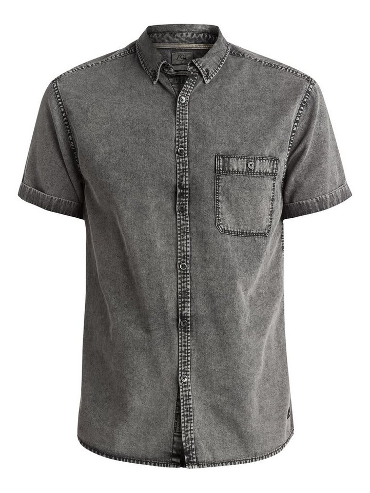 Quiksilver Hemd »The Clackton« in steeple grey