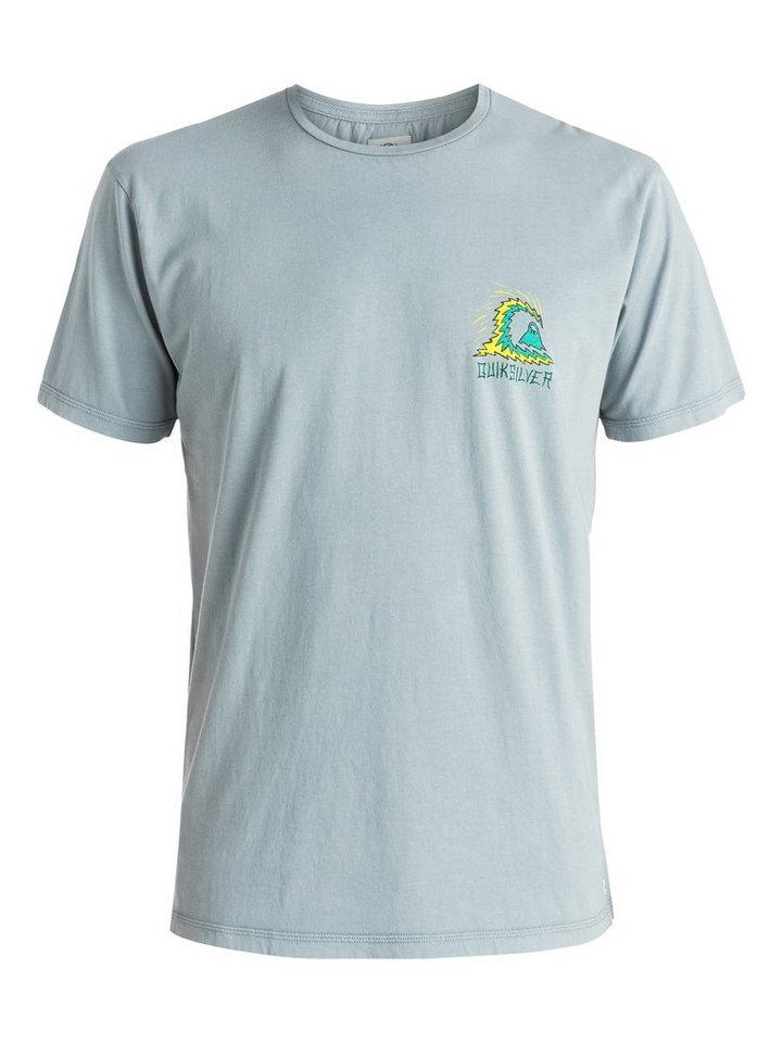 Quiksilver T-Shirt »Storm« in Flint stone